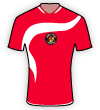 Ebbsfleet United Football Club shirt