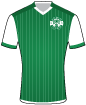 Hibernian Football Club shirt