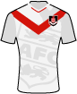 Airdrieonians Football Club shirt