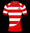 Doncaster Rovers Belles shirt