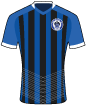 Rochdale Football Club shirt