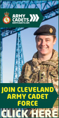 Join the Cleveland Army Cadet Force