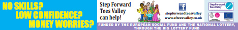 Step Forward Tees Valley