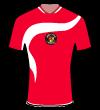 Ebbsfleet United Football Club shirt