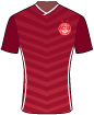 Aberdeen Football Club shirt
