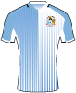 Coventry City Football Club shirt