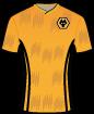 Wolverhampton Wanderers FC shirt