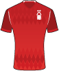 Nottingham Forest FC shirt